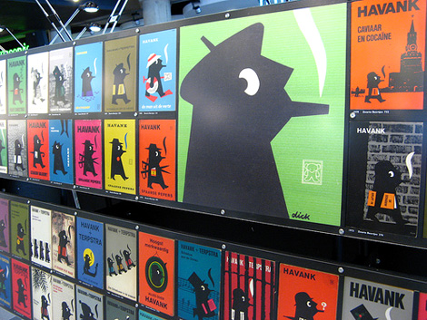 Dick Bruna book covers