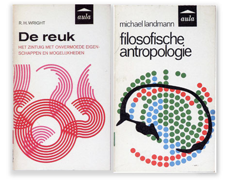 dutch paperback boook cover design