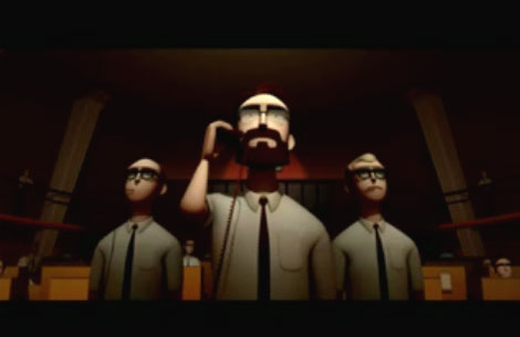 zoudov - french animated film short