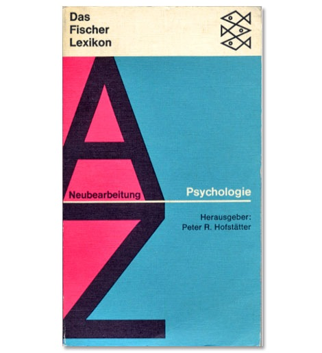 peter hofstatter psychologie book