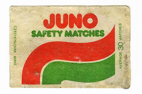 juno safety matches