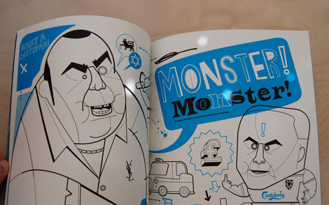 Nobrow Gods & Monsters