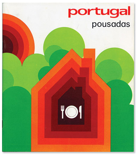 70s portugal brochure