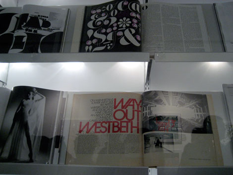 lubalin now, cooper union, anthem magazine