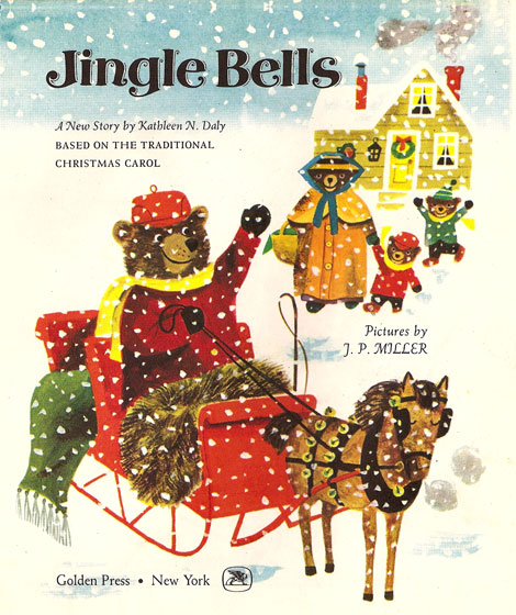 jingle bells, j.p. miller