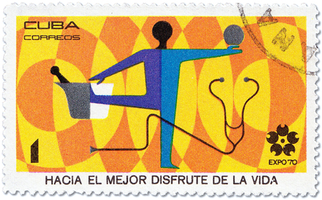 cuba stamps