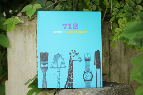 712 things to draw