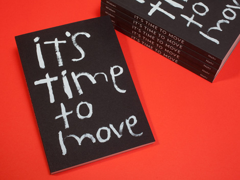 Its Time to Move via #grainedit