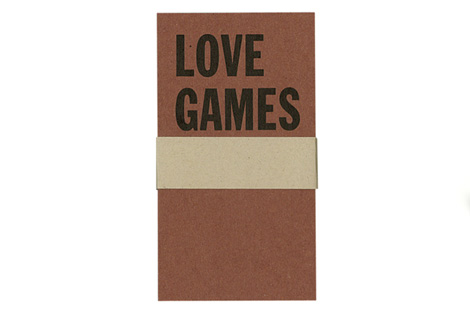 Love Games by Postal Co.