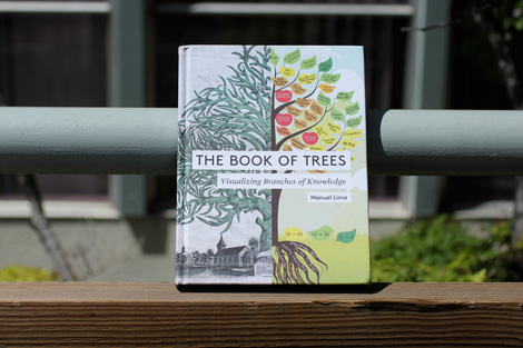 The Book of Trees via grainedit.com
