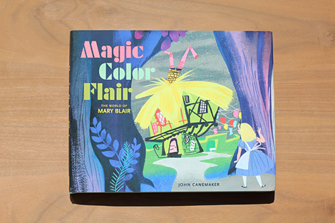 Mary Blair - Magic Color Flair on grainedit.com