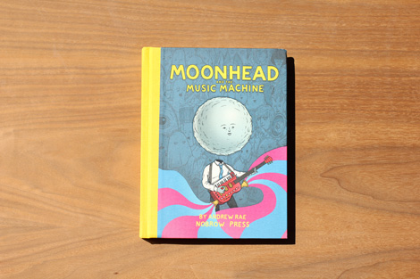 Moonhead by Andrew Rae
