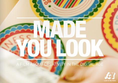 Made you Look Film on grainedit..com
