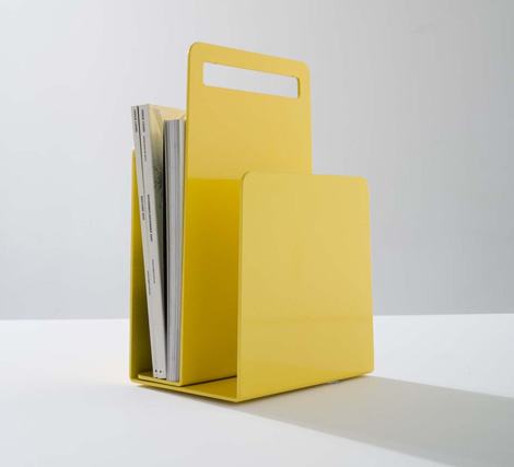 Albert Magazine Rack