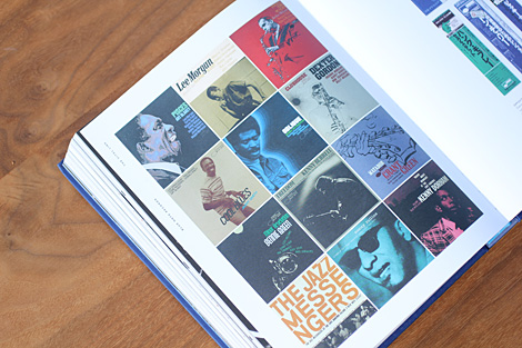 Uncomprising Expression - Blue Note book