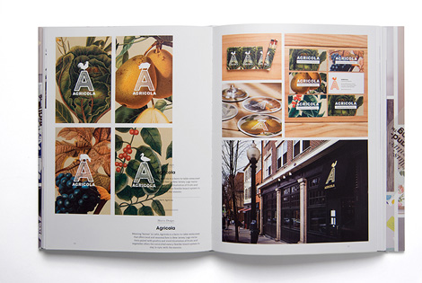 Illustrative Branding by Victionary