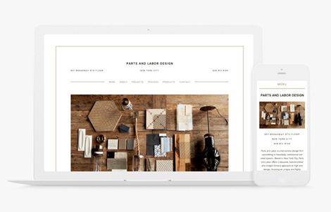 Squarespace Ecommerce