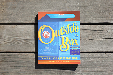 Outside the Box - gail anderson