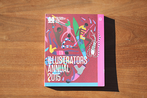 2015 illustrators annual
