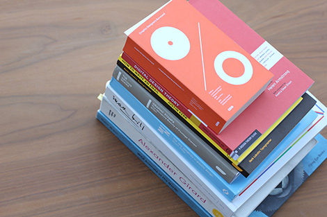 graphic design books @grainedit