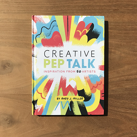 Creative Pep Talk