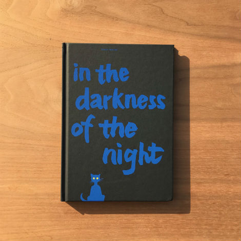 In the Darkness of Night - Bruno Munari