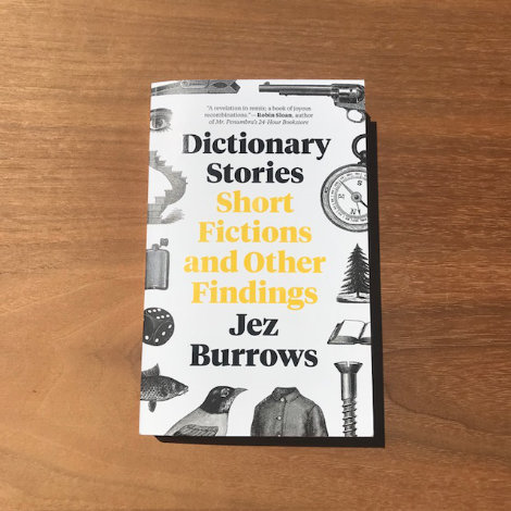 Dictionary Stories Jez Burrows